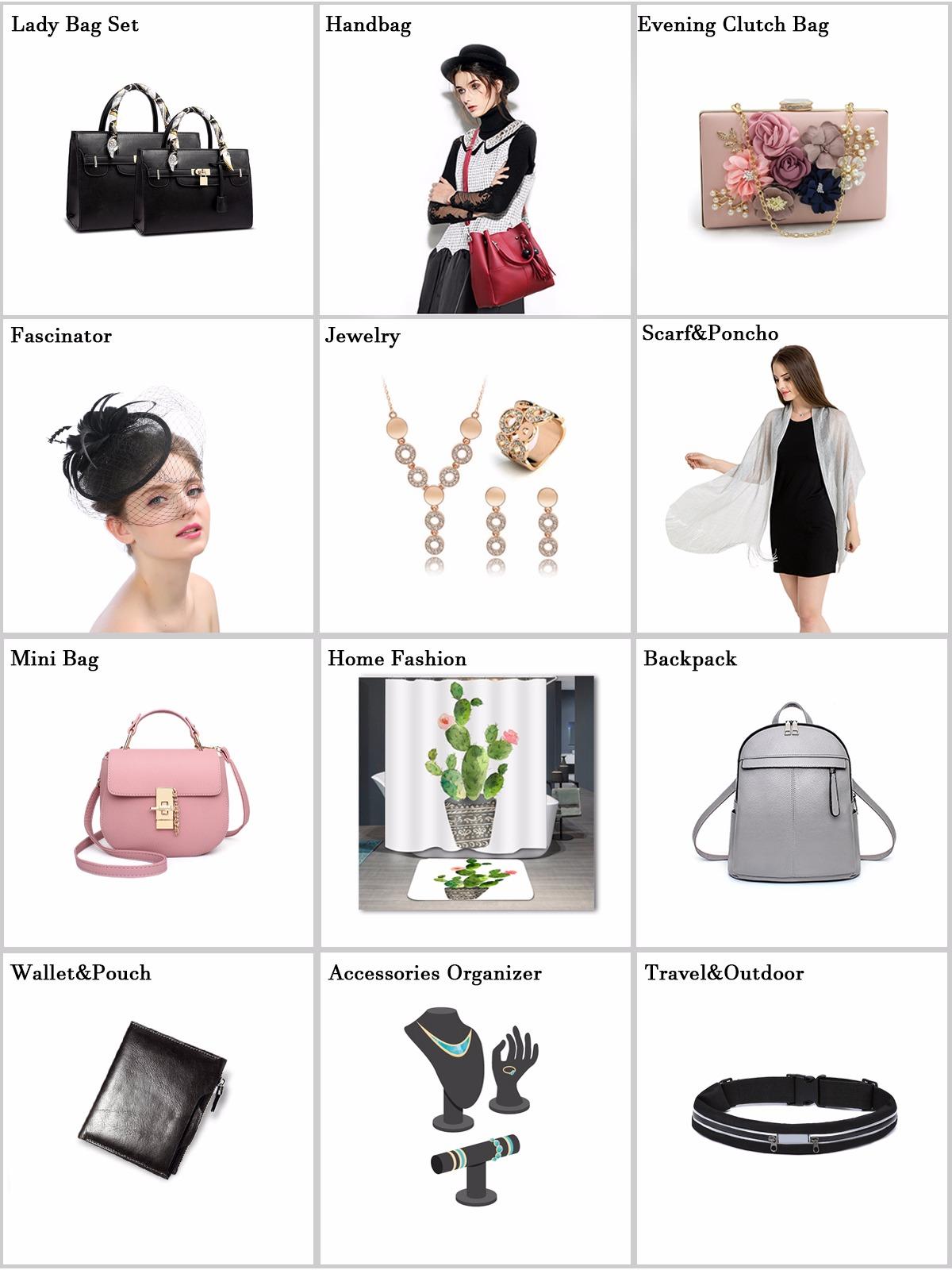 Yiwu Creatronics Imp Exp Co Ltd Purse Handbag Celana Pendek Motif Tartan Blx510 Product Showcase