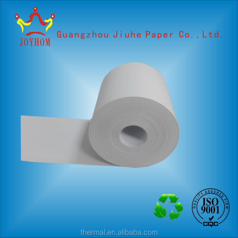 "Promotional products width 2 1/4"", 3 1/8"" etc thermal paper rolls forparking ticket dispenser"