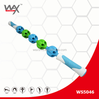 Green and Blue Color Massage Body Roller