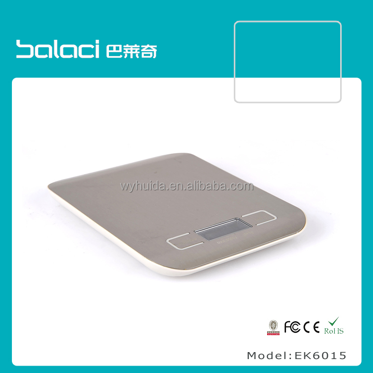 mini Creative Envelope kitchen scale Wholesale Fashion 5 Kg Electronic Digital Scale