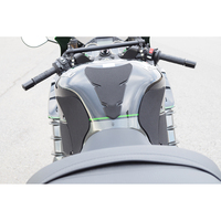 Japan motorcycle tank pad sticker with non-water absorption