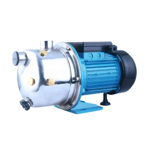 0.6HP(0.45KW) Stainless Steel Body Self Priming Water Pump, Electrical Self-priming Clean Water Jet Pump