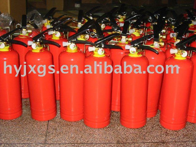 Dry powder fire extingisher/powder extinguisher
