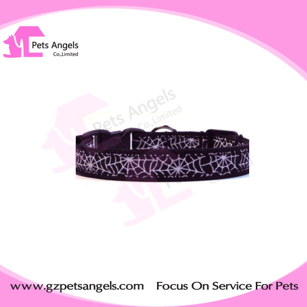 Enjoy your Halloween party DIY pets dogs collars for your lovely pets