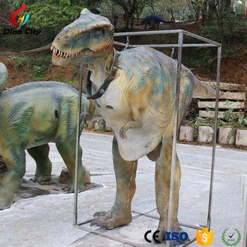 Cara Gambar Dinosaurus Kartun