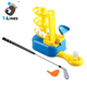 Plastic mini set kids golf clubs for sale