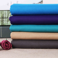 Color fastness 3-4 grade custom color Navy Black Beige Camel 190-200 gsm 100% cotton twill fabric