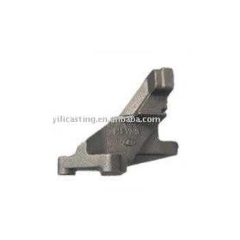 bracket astm a536 ductile iron casting sand casting foundry malleable cast iron