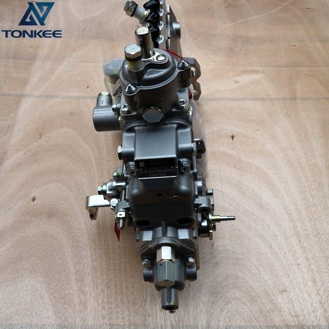 ME078752 101608-6155 101060-6640 105411-2073 fuel injection pump 6D16 6D16T engine injection pump for SK330-6
