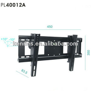 "VESA 400X300mm max loading 45 kg 26""~42"" LCD/LED/PDP hanging lcd tv wall mount"
