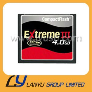 Extreme III campact flash 4GB CF card