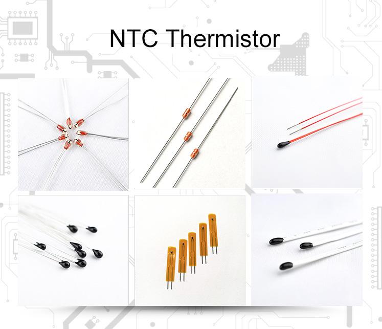 MF58 Axial 12K ohm NTC Thermistor