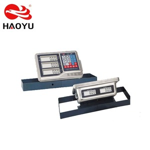 digital used livestock scales with printing indicator