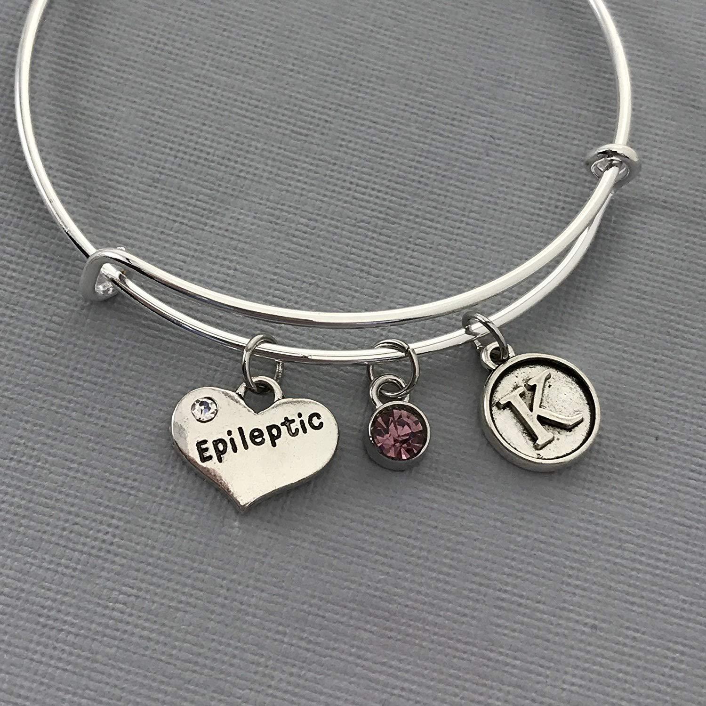 Epilepsy Medical Bracelet Find