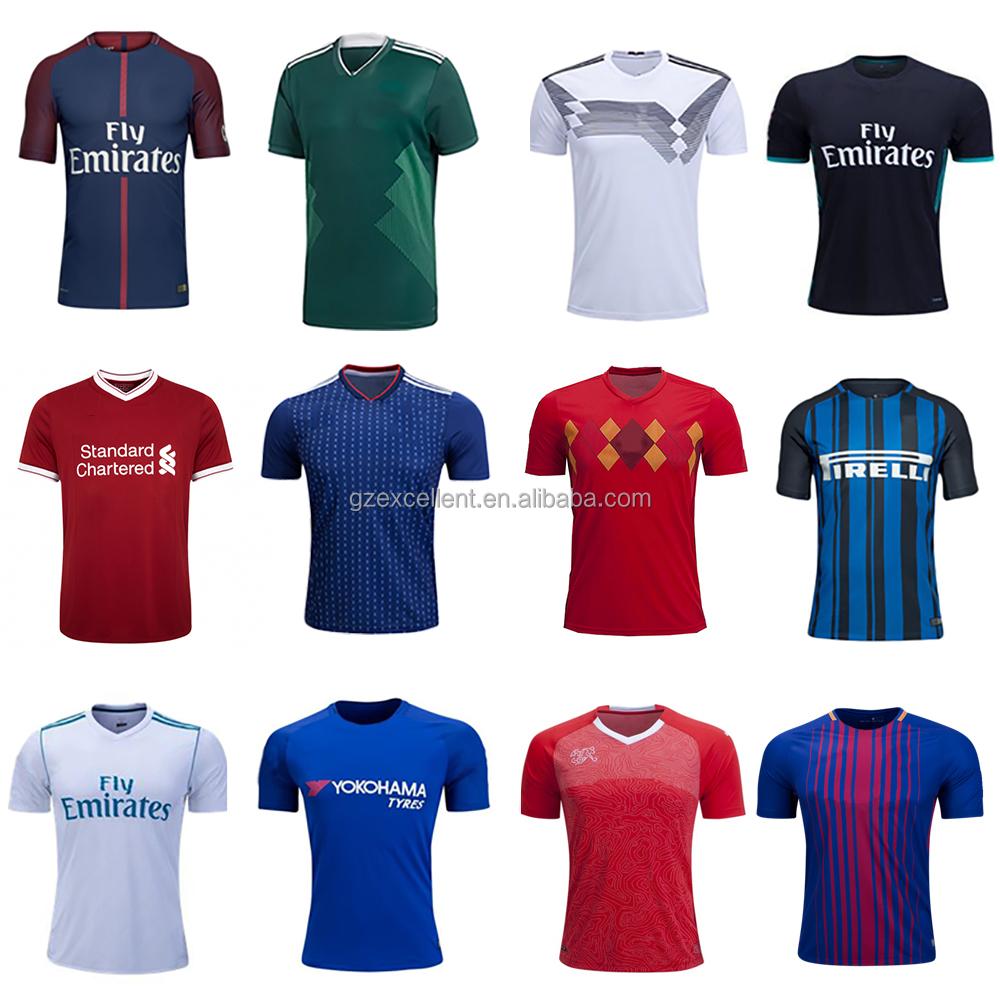 Faça cotação de fabricantes de Camisa De Futebol Futebol de alta qualidade  e Camisa De Futebol Futebol no Alibaba.com 47878fdd0f57f