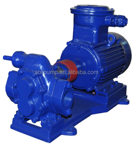 Quality assured KCB series light weight compact structure gear pump