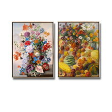 New style HD Fruit flower painting wall pictures for living room,bedroom,restaurant
