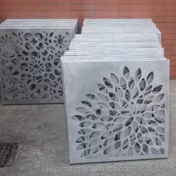 Decorative Perforated Metal Sheet Ultra Fine Perforated