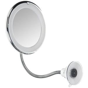 Off The Wall Mirror Flexible Magnifying LED Mirror