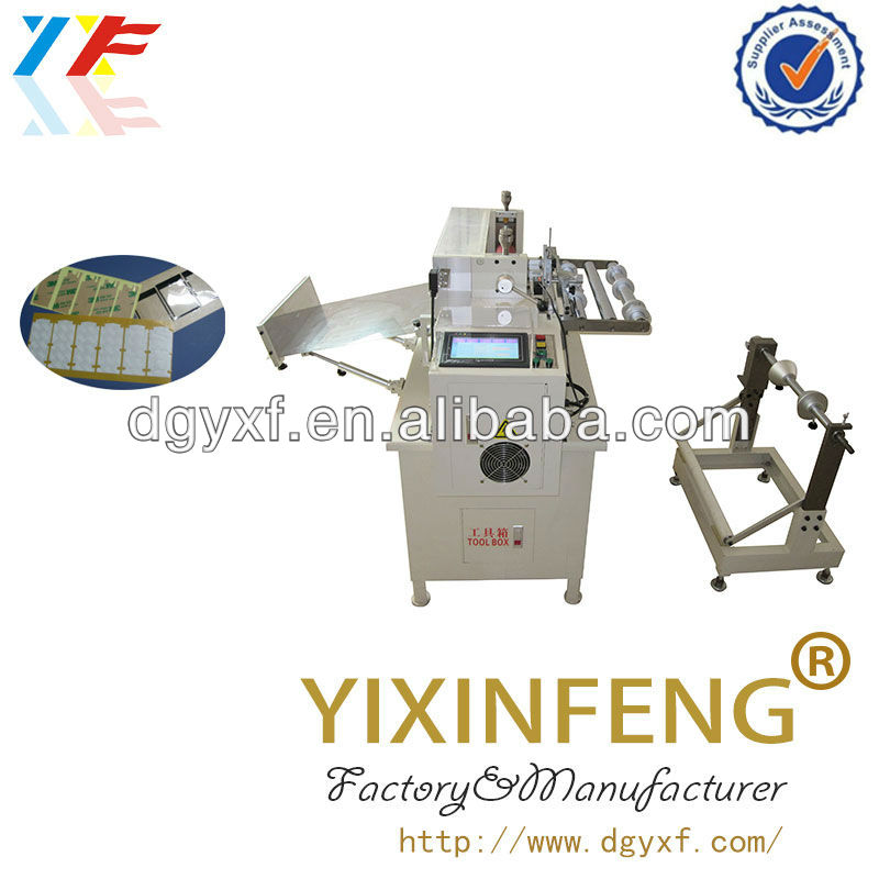 Electric Fabric Cutter Machine For Screen Protector /acrylic cutting machine
