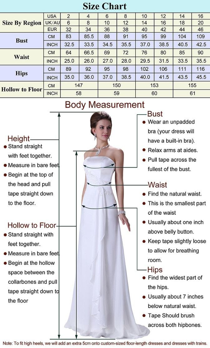 e6a740383be8 Elegant Avondjurk Grace Karin Long A-Line Vestido Chiffon Sleeveless ...