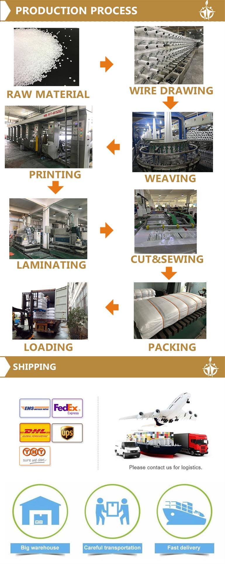 Hoge kwaliteit gerecycled custom bruin kraftpapier poeder zak 25 kg