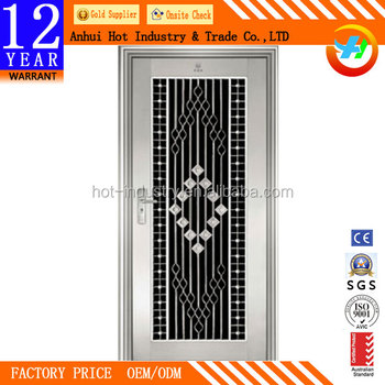 Factory Sale Oem Stainless Steel Grill Cheap Security Door Design Malaysia  - Buy Stainless Steel Grill Doors,Steel Main Door Design,Cheap Security