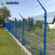 Good Quality Garden Fencing / PVC Fence Design / Iron Fence Factory China supplier