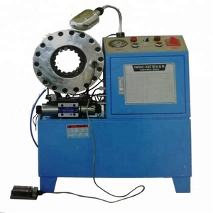 Hot selling machine press for crimping of high pressure hydraulic hose crimping tools hose lock