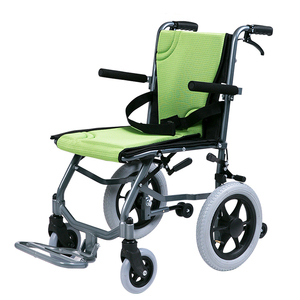 2018 Innovative China Factory Steel Pipe Frame Wheel Chair Product for Old People