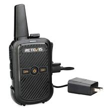 Retevis RT15 Professionnel Mini Commerciale Talkie-walkie Analogique <span class=keywords><strong>Radio</strong></span> Bidirectionnelle 2 W 16CH UHF400-470MHz VOX TOT Moniteur CTCSS/ DCS