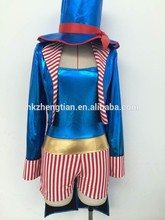 Instyles Quanzhou China manufacturer Womens Magician Girl Ladies Circus Ringmaster Sexy Lion Tamer Fancy Dress Costume
