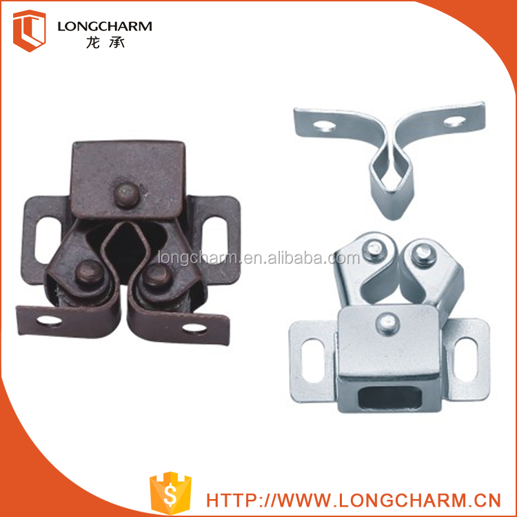 Iron door Roller Catches for Cabinets