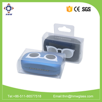 cute and lovely case contact lens contact lens with eyeglass case