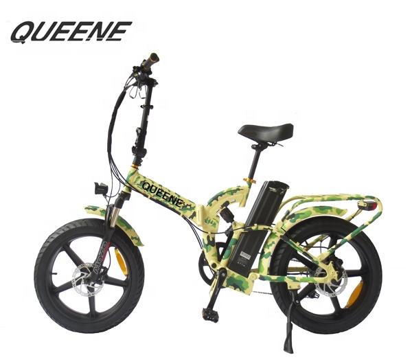 Queene/low Price Electric Bike E Bike Conversion Kit Electric Bicycle  Brushless Hub Motor Chopper Ebike Adult Electric Trike - Buy Electric 1000w  E