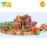 China factory Commercial kids soft indoor playground toys amusement park sale