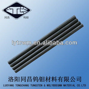 99.95% high quality Molybdenum electrode bar in high temperature vacuum furnace