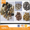 China High Polished Mixed Color Pebble Stone for Driveway,Home Decoration