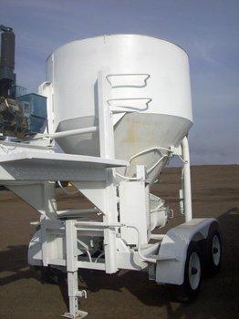 Concrete Batch Plant U Cart Trailer Diesel Generator Buy