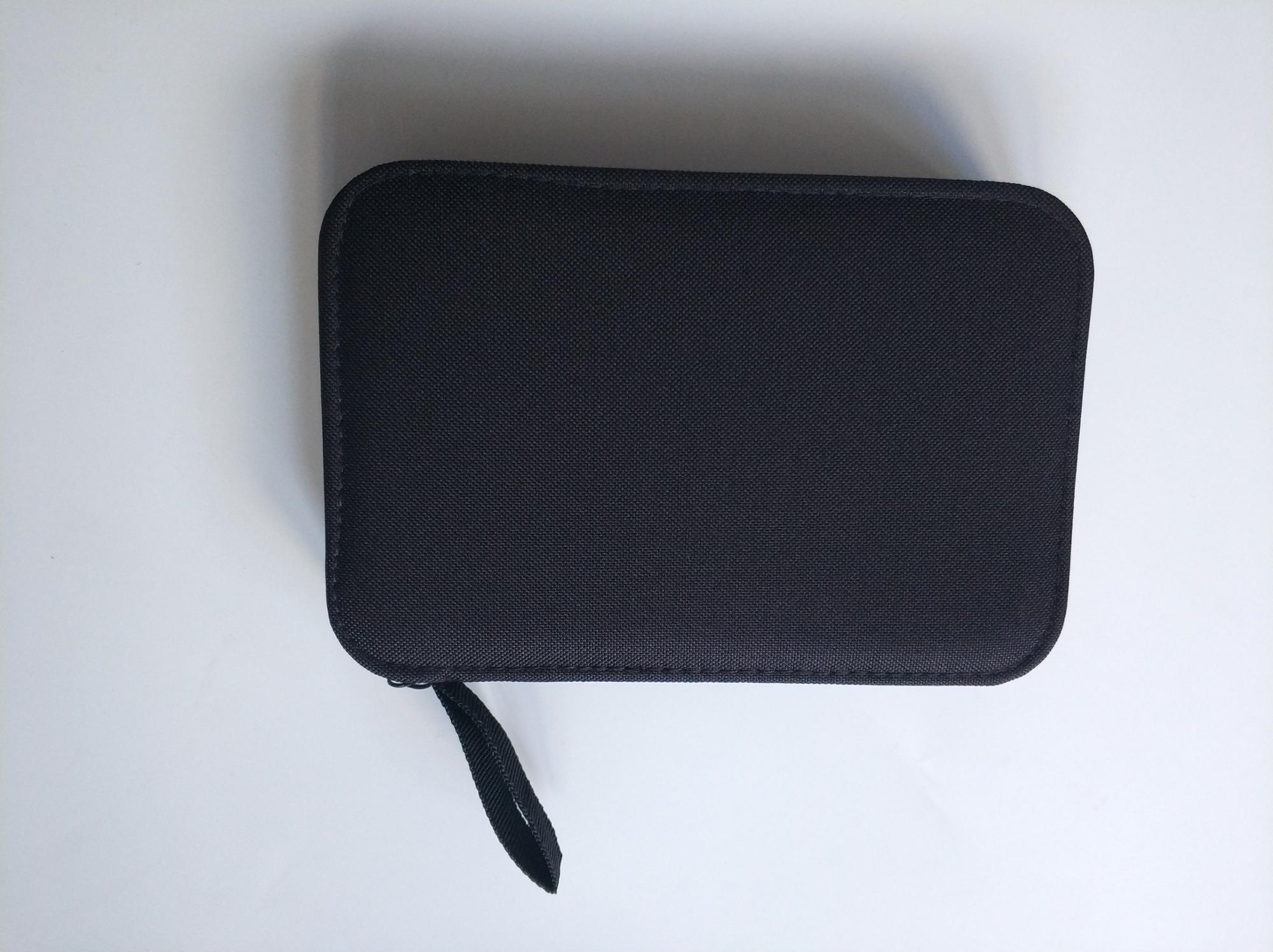 New Professional Customized Logo Home Use PU Leather Travel Mini Sewing Kit Set