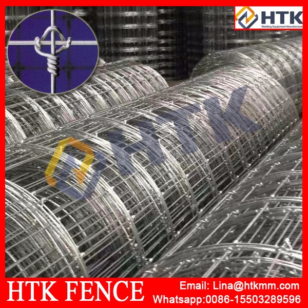 Fixed Knot Deer Netting/Fixed Knot Cattle Fence (Wechat: wiremeshlina)