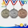 High Quality Custom Zinc Alloy Sport Medal in Antique Finishing