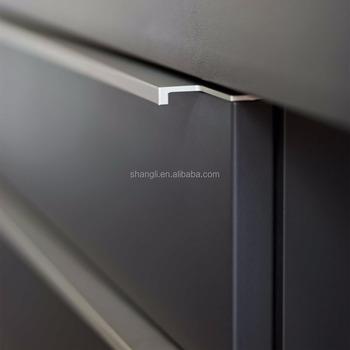Cabinet Hardware Kitchen China Bedroom Handle Integrated Handles