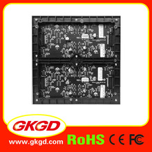 2016 good product P3 GKGD small pitch good price indoor video RGB full 3-in-1 color P3 LED display panels