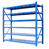 foldable storage metal light duty warehouse pallet rack