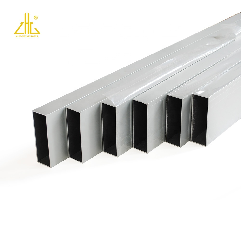 large diameter aluminum pipe rectangular aluminum tubing for aluminum square tube connector
