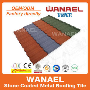 50-years-warranty Traditional/Nosen european roof tile