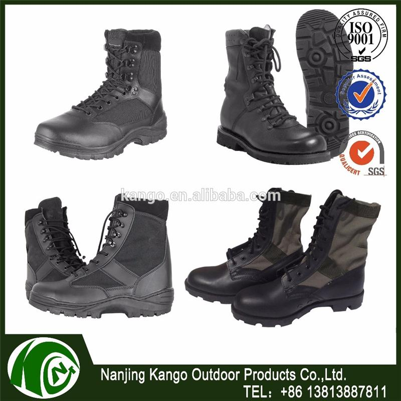 KANGO UAE Marekt Shipped Bright Color military boots belleville