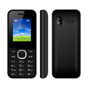 China Bar Phone 1.77 Inch Screen SC7701 WCDMA Feature 3G Mobile Phone