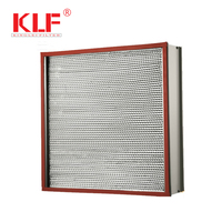 High Temperature Resistance Hepa Air Filter